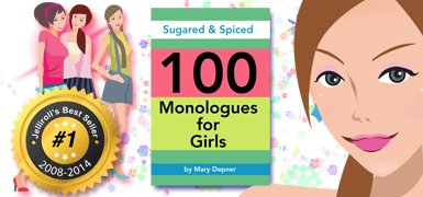 #1 Monologue Book for Girls